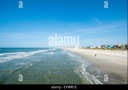 Atlantic Beach, Outer Banks, North Carolina, United States of America, North America - Stock Photo