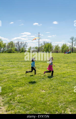 International and Cultural Kite Festival - Stock Photo