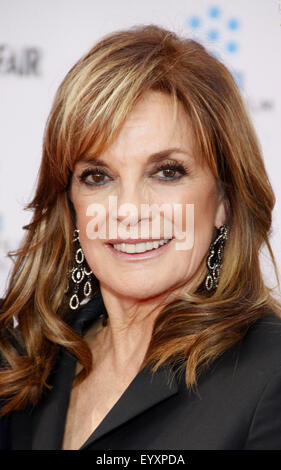 Linda Gray at the 2012 TCM Classic Film Festival Gala Screening of 'Cabaret' held at the Grauman's Chinese Theater - Stock Photo