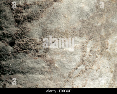 Anhydrite, Germany, Northern Germany - Stock Photo