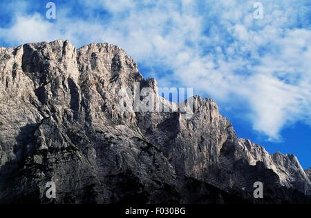 Planspitze, Gesause Moutain Group, Styria, Austria. - Stock Photo