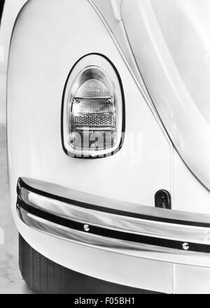 transport / transportation, car, vehicle variants, Volkswagen, VW Beetle 1300 and 1500, details, left rear lamp - Stock Photo