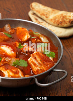 Curry on a table top - Stock Photo