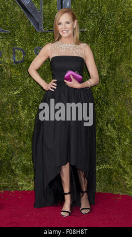 American Theatre Wing's 69th Annual Tony Awards at Radio City Music Hall - Red Carpet Arrivals  Featuring: Marg - Stock Photo