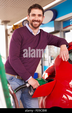 Car Refuelling Stock Photo Royalty Free Image 70112141