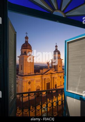 Santiago de Cuba. Plaza de La Revolucion - Stock Photo