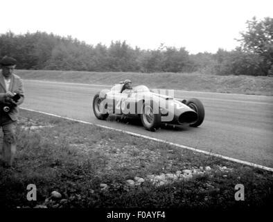 Italian GP in Monza 1952 - Stock Photo
