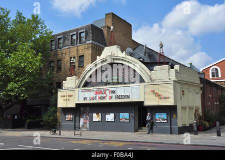 The Screen on the Green, Upper Street, Islington, London, England, UK - Stock Photo