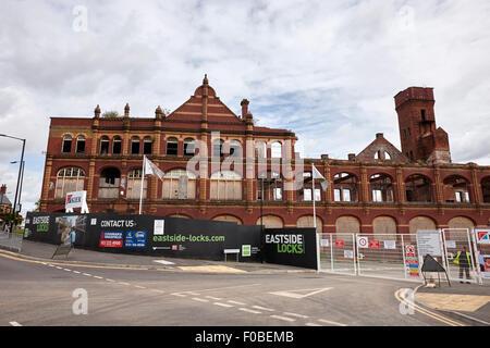 Redevelopment of Birmingham city centre Stock Photo ...