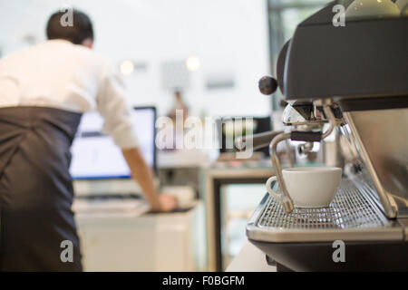 Coffee maker - Stock Photo