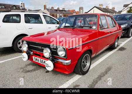 Ford escort stock photo royalty free image 82042661 alamy for West motor ford preston idaho