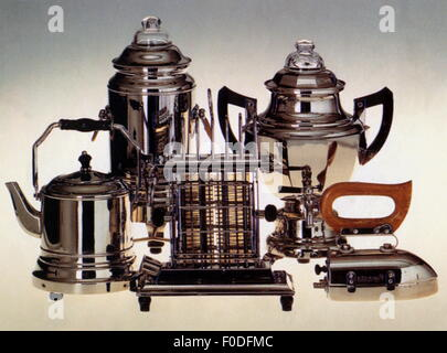 household, kitchen and kitchenware, electrical kitchen appliances, 1920s, Additional-Rights-Clearences-NA - Stock Photo