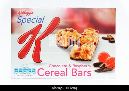 Special K Chocolate And Raspberry Cereal Bar Calories