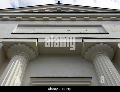 Church of Hämeenlinna, Finland - Stock Photo