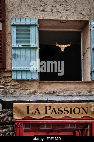 Panty and passion - Stock Photo