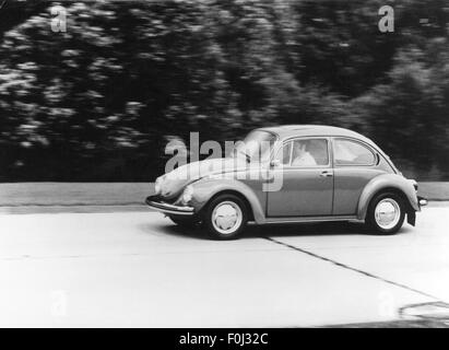 transport / transportation, car, vehicle variants, Volkswagen, VW 1303 beetle, 1972, Additional-Rights-Clearences - Stock Photo