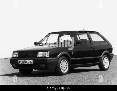 transport / transportation, car, vehicle variants, Volkswagen, VW Polo G40, 1980s, Additional-Rights-Clearences - Stock Photo