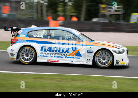 Sam Tordoff And Team Jct600 With Gardx Bmw 125i M Sport Drives During Stock Photo Royalty Free