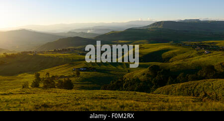 Midlands Meander, Kwazulu Natal, South Africa - Stock Photo
