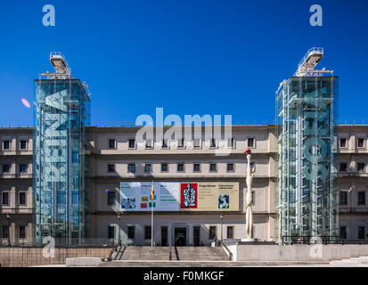 Madrid spain europe spanish centro carrera de san jeronimo - Centro nacional del vidrio ...