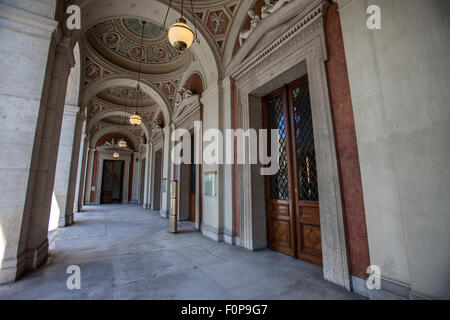 Stock Exchange in Vienna, Austria, Europe - Stock Photo