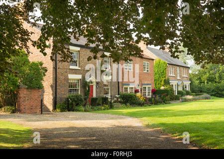 Green Hammerton village in North Yorkshire, August 2015 - Stock Photo
