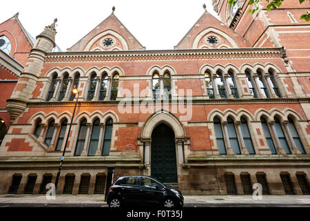 Manchester crown court minshull street England UK - Stock Photo