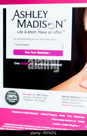 Ashley madison desktop