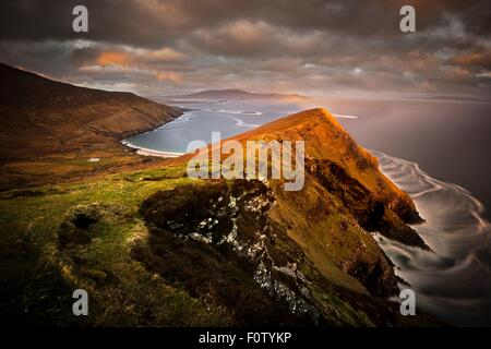 Achill Island, County Mayo, Ireland - Stock Photo