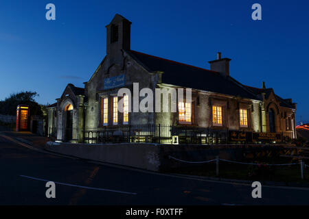 Building. Giant´s Causeway, County Antrim, North Ireland, United Kingdom, Europe Ireland, United Kingdom, Europe - Stock Photo