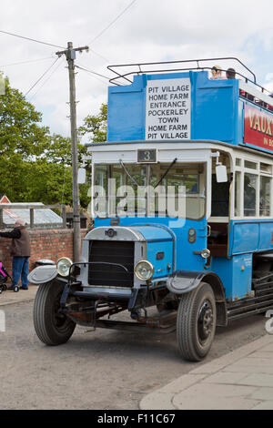 Beamish open air museum - Stock Photo