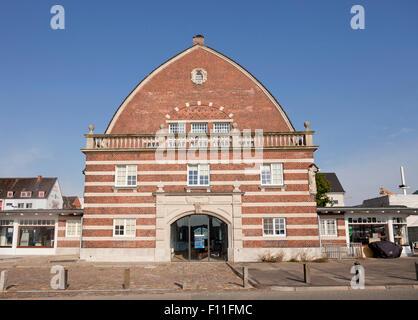 Schifffahrtsmuseum, maritime museum, Kiel, Schleswig-Holstein, Germany - Stock Photo