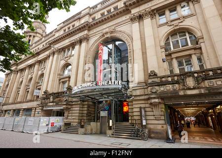 royal exchange theatre Manchester England UK - Stock Photo