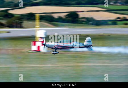 Blades Aerobatic Display Team at RNAS Culdrose Air Day 2015 - Stock Photo