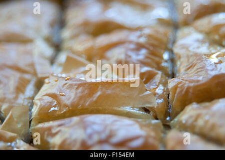 traditionally middle eastern near east cuisine - Stock Photo