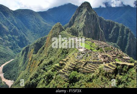 Machu Picchu, Cusco, Peru ! - Stock Photo