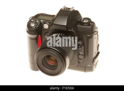 a digital single lens camera - Stock Photo