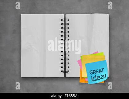open all sticky notes pdf