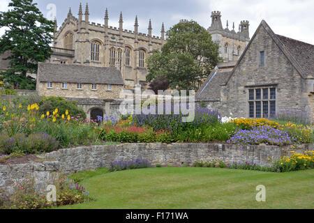 Christ Church War Memorial Garden, Oxford - Stock Photo