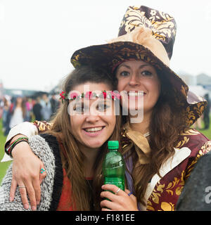 Portsmouth, UK. 29th August 2015. Victorious Festival - Saturday. Credit:  MeonStock/Alamy Live News - Stock Photo