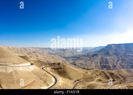 Kings road - Jordan - Stock Photo