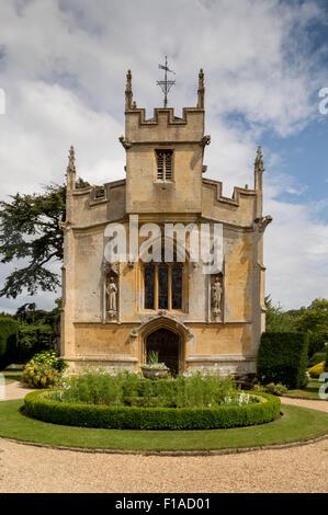 Sudeley Castle, Winchcombe, Gloucestershire - Stock Photo