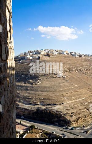 Karak - Jordan - Stock Photo