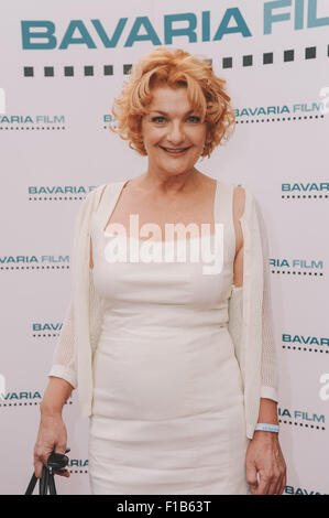 Filmfest Muenchen 2015 - Bavaria Film Empfang 2015 at Kuenstlerhaus am Lenbachplatz  Featuring: Saskia Vester Where: - Stock Photo