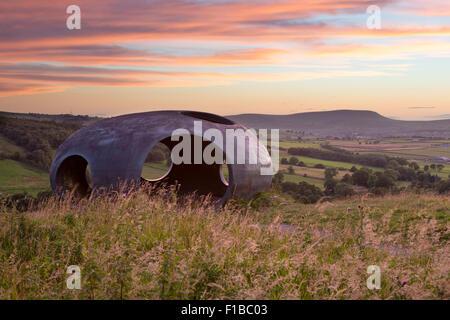 The Atom Wycoller Country Park Lancashire England