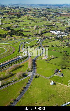 North Island Racecourses