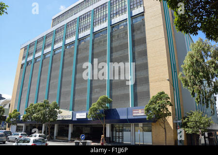 Christiaan Barnard Memorial Hospital, Bree Street, Cape Town, Western Cape Province, Republic of South Africa - Stock Photo
