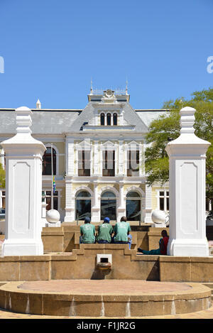Iziko SA Museum, The Company's Garden, Cape Town, Western Cape Province, Republic of South Africa - Stock Photo
