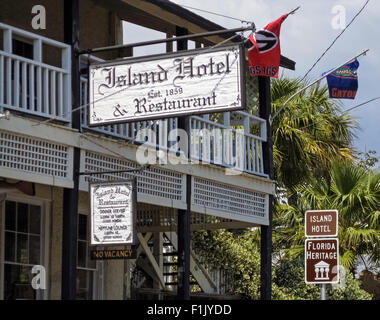 Cedar Key Island Hotel And Restaurant