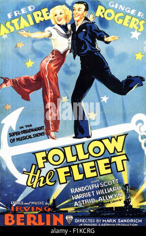 a review of follow the fleet by mark sandrich The astaire & rogers collection, vol 1 (5-disc) top hat swing time follow the fleet shall we dance the barkleys of broadway directed by mark sandrich, george stevens and charles walters.